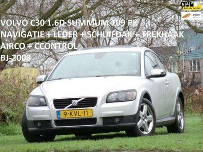 tweedehands Volvo C30 1.6D Summum ( INRUIL MOGELIJK )