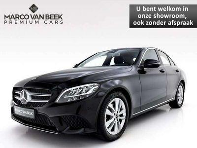 tweedehands Mercedes C200 d Advantage Pack Facelift Nw. Prijs € 48.232 Camera Dodehoek Cruise Geïnteresseerd?