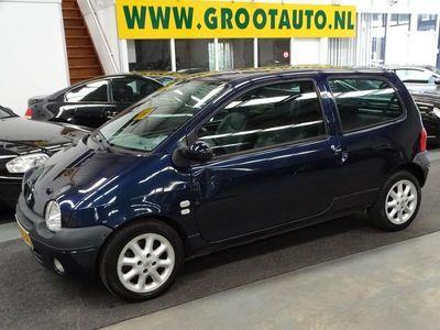 tweedehands Renault Twingo 1.2-16V Initiale Airco, Leder Interieur, Stuurbekr