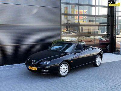 tweedehands Alfa Romeo Spider 1.8-16V T.Spark, APK 2022, ZEER NETJES!