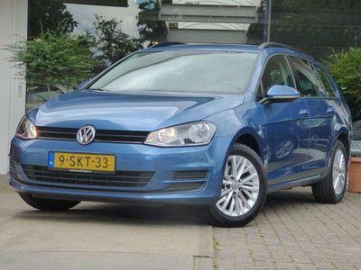 tweedehands VW Golf VII Variant 1.2 TSI Trendline Navigatie, Cruise control - WE ZIJN OPEN