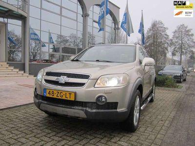 tweedehands Chevrolet Captiva 2.0 VCDI Executive Limited Edition aut/leer/xenon