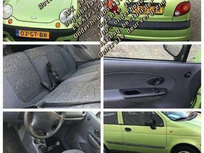 tweedehands Chevrolet Matiz 0.8 Style