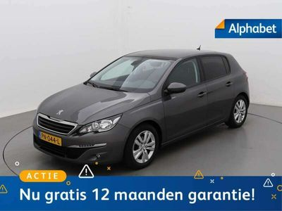 tweedehands Peugeot 308 1.2 PureTech 110pk Blue Lease Executive Panoramada