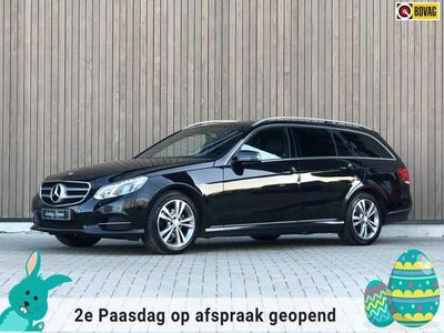 tweedehands Mercedes E200 Estate Avantgarde (2013)