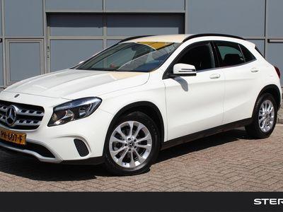 tweedehands Mercedes GLA180 122pk Soll Edition Full Options!!
