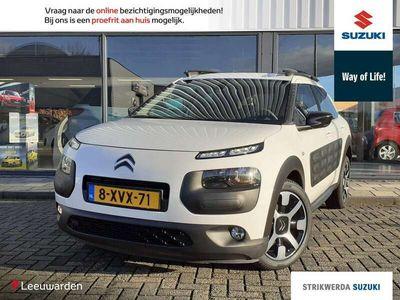 tweedehands Citroën C4 Cactus 1.2 e-VTi Shine automaat Navigatie/ Panoramadak
