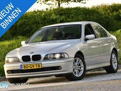 tweedehands BMW 520 520 i Executive Orig. NL, Super nette auto!