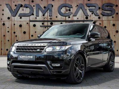 tweedehands Land Rover Range Rover Sport 3.0 SDV6 HSE Dynamic   Stealth Package   Panorama