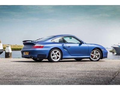 tweedehands Porsche 911 3.6 Coupé Turbo