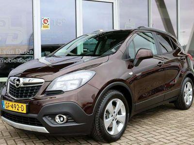 tweedehands Opel Mokka 1.4T 140PK EDITION Navi | Trekhaak | Pdc | Airco |