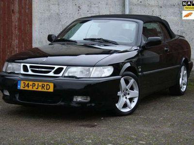 tweedehands Saab 9-3 Cabriolet 2.0 Turbo Aero Automaat