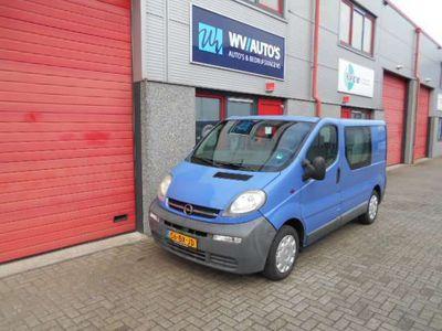 tweedehands Opel Vivaro 1.9 CDTI L1H1DC Comfort