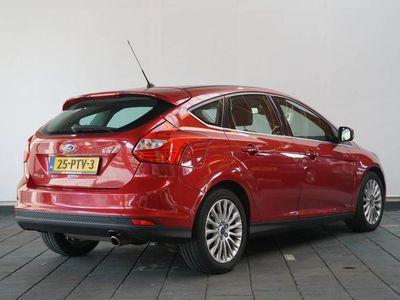 tweedehands Ford Focus 1.6 150 pk EcoBoost First Edition | Stoelverwarming | Half Leer | Navigatie | Clima |Sensoren Rondom | Nette Auto |
