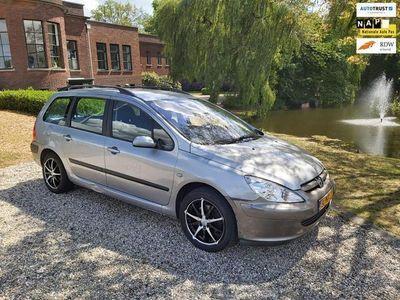 tweedehands Peugeot 307 Break 1.6-16V XS AIRCO/cruise *apk:07-2020*