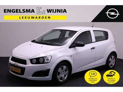tweedehands Chevrolet Aveo 1.2 86PK LS | CRUISE | AIRCO | TREKHAAK