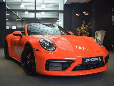 tweedehands Porsche 911 Carrera S Cabriolet 992 992 Sport Design Pakket VOLL EUR