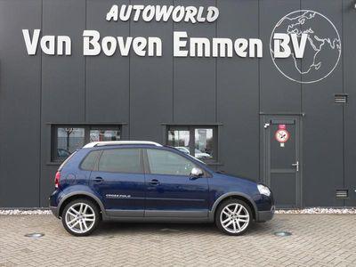 tweedehands VW Polo Cross Polo 1.4 16V -