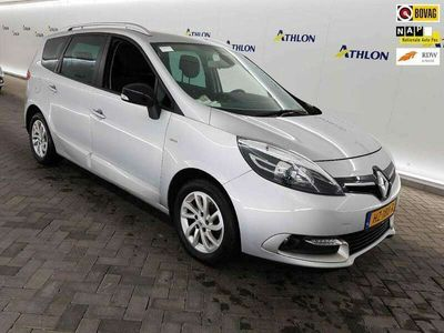 tweedehands Renault Grand Scénic 1.5 dCi Limited 7p.