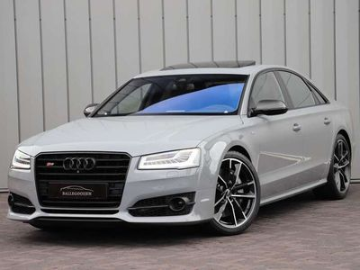 tweedehands Audi S8 plus S8 4.0 TFSI Quattro 605PK Carbon B&O Massage