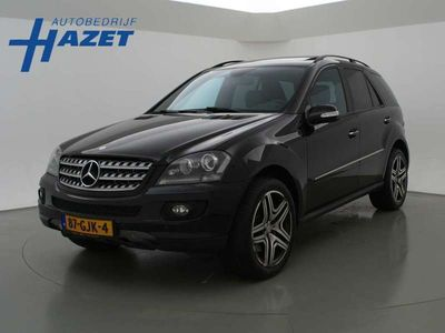 tweedehands Mercedes ML420 CDI V8 306 PK AUT. EDITION 10 + LUCHTVERING / CAME