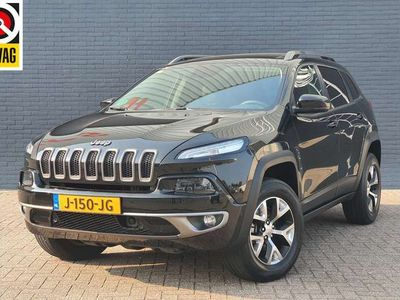 tweedehands Jeep Cherokee 3.2 V6 Trailhawk 4WD Lock l | LPG G3 | Pano l Came