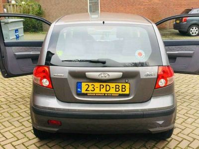 tweedehands Hyundai Getz 1.3i GL