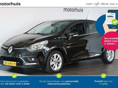 tweedehands Renault Clio Energy TCe 90pk ECO2 S&S Limited