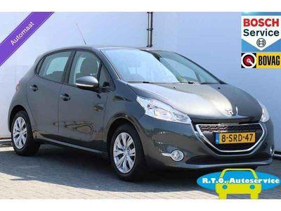 tweedehands Peugeot 208 1.2 e-VTi Oxygo NAVIGATIE SLECHTS 74000 KM !!