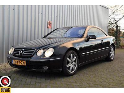 tweedehands Mercedes CL55 AMG AMG Origineel NL! Navi/Clima/NAP! Youngtimer!