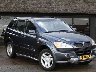 tweedehands Ssangyong Kyron M 200 Xdi s | Automaat