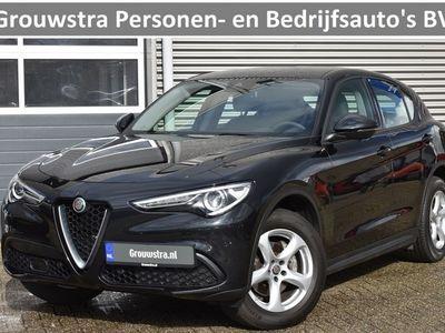 tweedehands Alfa Romeo Stelvio 2.0 T AWD Super Aut. I Navi I Camera I Stoelverw.