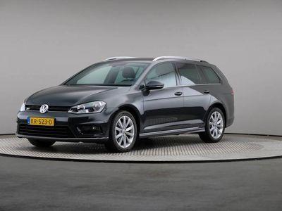 tweedehands VW Golf Variant 1.6 TDI Connected R-Line, Automaat, Navigatie