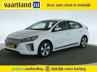 tweedehands Hyundai Ioniq Comfort EV [ wegenbelastingvrij 4% tot 10-2022 ] E