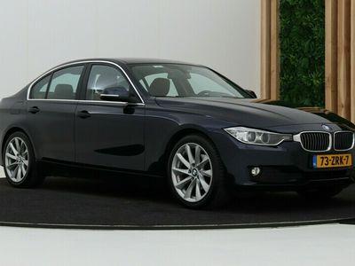 tweedehands BMW 320 3 Serie d EfficientDynamics Edition High Executive | Aut | Leder | Navigatie | 18 Inch