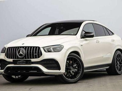 tweedehands Mercedes GLE53 AMG Coupé 4MATIC+ Premium Plus Luchtvering Panorama Bu