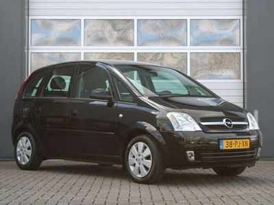 tweedehands Opel Meriva 1.6-16V Cosmo 101pk Cruise/Elek.Ramen/C.V./Radio.C