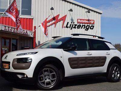 tweedehands Citroën C4 Cactus 1.2 e-VTi Shine Navi | Habana | Camera | Airco | Bluetooth | PDC