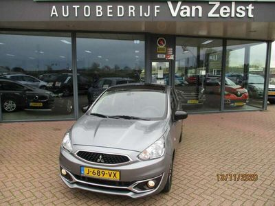 tweedehands Mitsubishi Space Star 1.2 Instyle ClearTec*AUTOMAAT*AIRCO*NAVIGATIE* LM