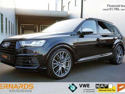 tweedehands Audi SQ7 4.0 TDI quattro *Entertainment *7pers *Head-up