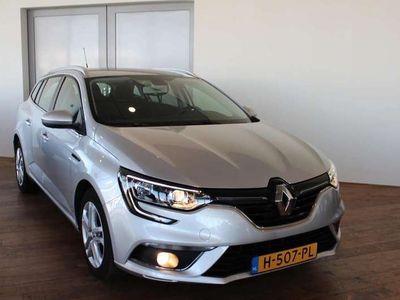 tweedehands Renault Mégane Estate 1.5 dCi Zen*EX DEFENSIE*AUT*NAVI*PDC*CRUISE