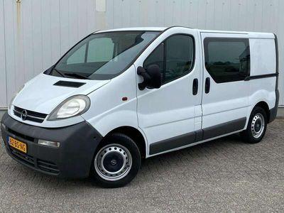 tweedehands Opel Vivaro 1.9 CDTI L1 H1 - Mooie Bestelwagen! - AIRCO