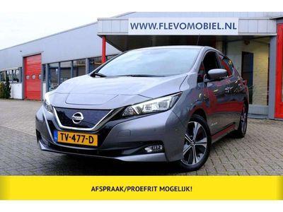 tweedehands Nissan Leaf Tekna 40 kWh Aut. Leder|A-Cam|Park-assist|PDC