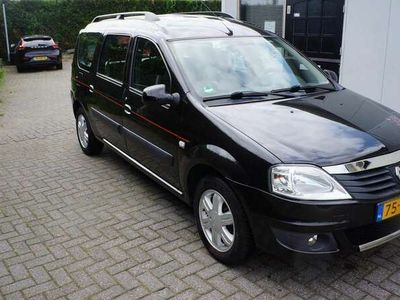 tweedehands Dacia Logan MCV 1.6 Blackline airco trekhaak