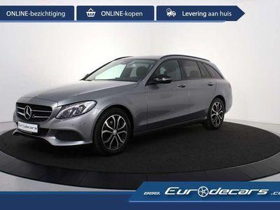 tweedehands Mercedes C220 Estate d Avantgarde *Night pakket*Park Assist*