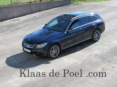 tweedehands Mercedes C400 400 4MATIC Avantgarde camera panorama