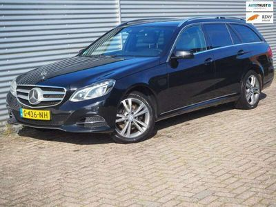 tweedehands Mercedes E250 Estate BlueTEC Prestige Avantgarde