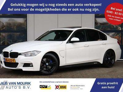 tweedehands BMW 330e 330| Excl. BTW | M-sport | Schuifdak | Alcantara