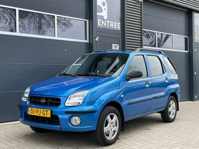 tweedehands Subaru Justy G3X AWD 1.3-16V | 2e eig | dealeronderhouden