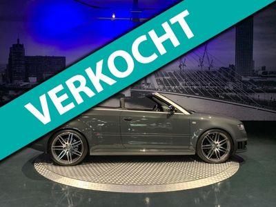tweedehands Audi RS4 RS4 Cabriolet 4.2 V8quattro